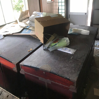 片付け空き家事例2